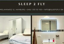 Sleep2Fly Hamburg-Airport